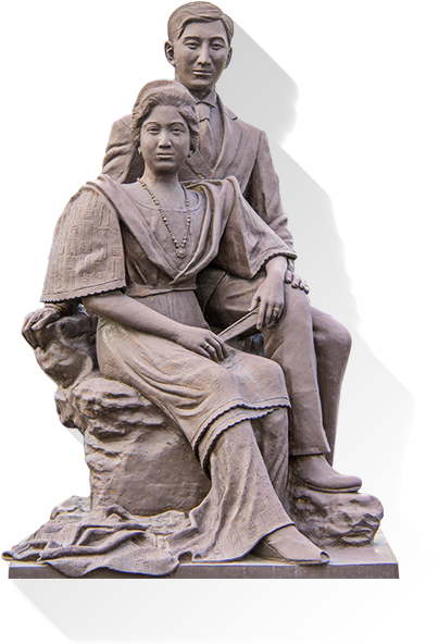 Escudero_statue