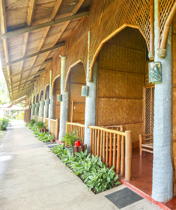 Longhouse Unit (Non-Aircon) | Villa Escudero Plantations and Resort